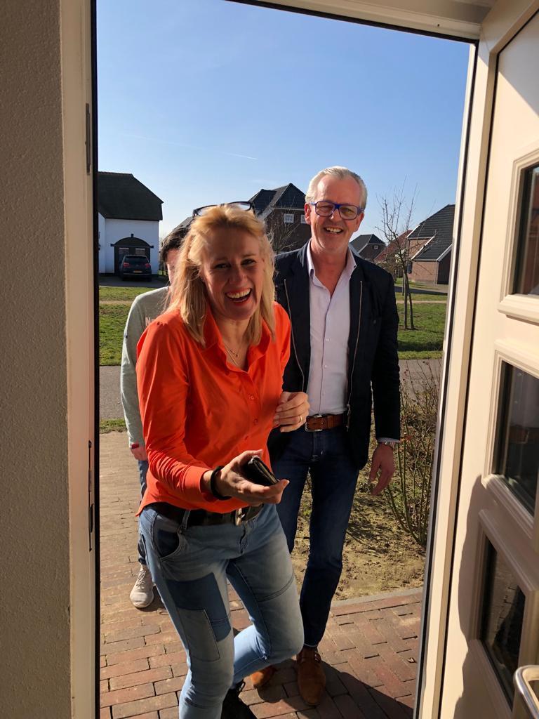 Irene & Dirk Grunstra