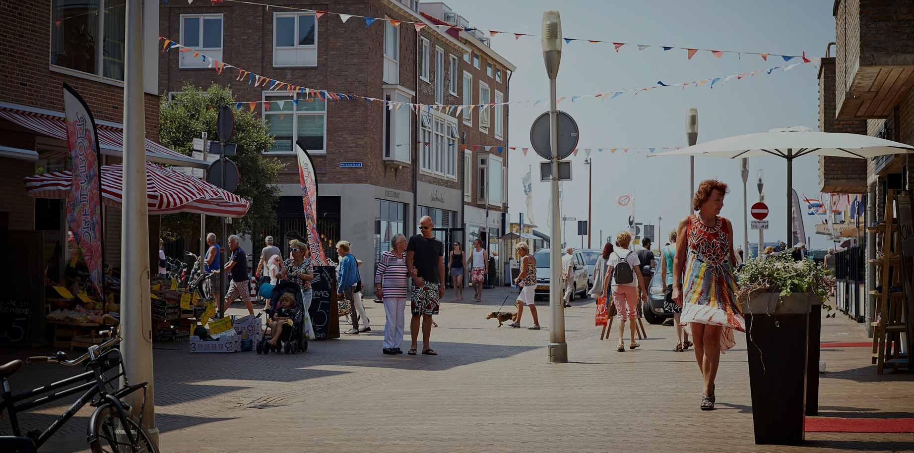 Centrum Katwijk aan Zee